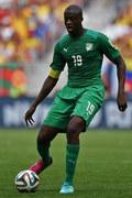 Yaya Toure nie zagra już dla Wybrzeża Kości Słoniowej