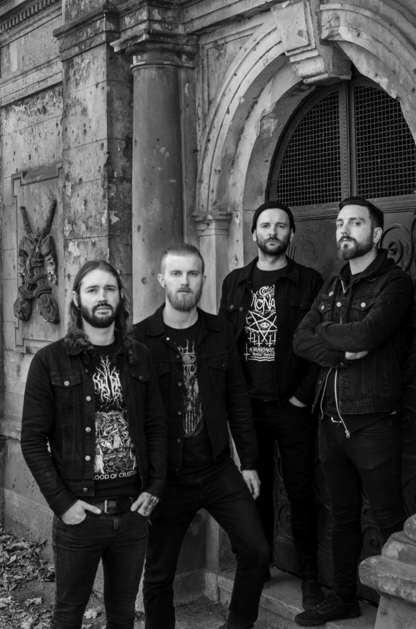 Niemiecka formacja Downfall Of Gaia nagrała nowy album.