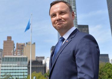 Sondaż: Ponad połowa Polaków dobrze ocenia pracę prezydenta Dudy