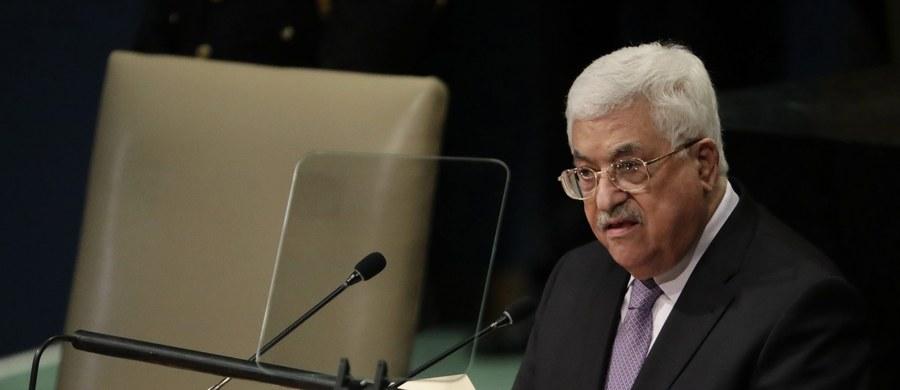 Wielka Brytania powinna przeprosić za dokument z 1917 r., w którym ówczesny szef brytyjskiej dyplomacji Balfour poparł powstanie państwa żydowskiego na ziemiach Palestyny, a także uznać państwo palestyńskie - oświadczył prezydent Mahmud Abbas w ONZ.