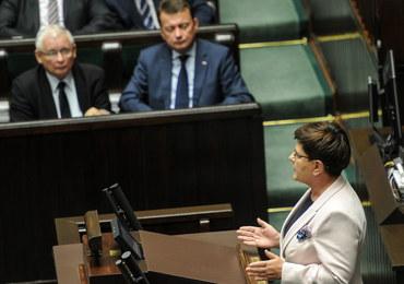 SONDA: Którego ministra Beata Szydło powinna odwołać w pierwszej kolejności?