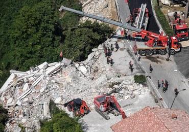 Włochy: Straty po trzęsieniu ziemi oszacowane na 4 mld euro