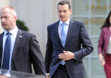 Mateusz Morawiecki chce podziału Ministerstwa Infrastruktury i Budownictwa