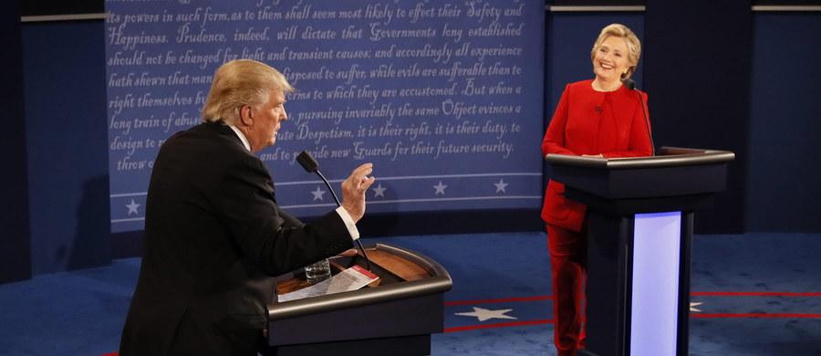 Hillary Clinton pokonała Donalda Trumpa. Doświadczenie wygrało z zuchwałością - amerykańska prasa nie ma wątpliwości, kto jest zwycięzcą pierwszej przed listopadowymi wyborami debaty prezydenckiej w Stanach Zjednoczonych.