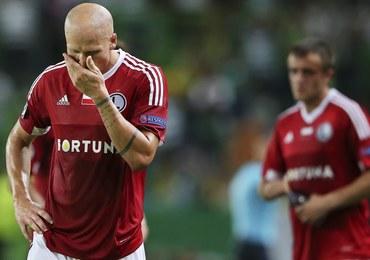 Piłkarska LM: Legia jutro rano spodziewa się ewentualnej kary od UEFA