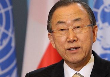 """Ban Ki Mun: Ataki na szpitale w Syrii są zbrodniami wojennymi. """"To gorsze niż rzeźnia"""""""