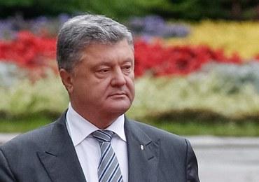 Poroszenko: Rozejm w Donbasie nie jest przestrzegany