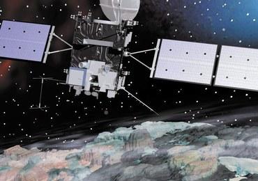 To już koniec misji. Rosetta spoczęła na komecie