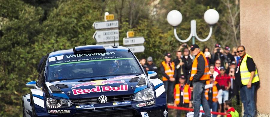 Broniący tytułu Sebastien Ogier (VW Polo WRC) wygrał Rajdu Korsyki, 10. rundę samochodowych mistrzostw świata. To pierwszy triumf w tej imprezie Francuza, który wyprzedził Belga Thierry'ego Neuville'a (Hyundai WRC) i Norwega Andreasa Mikkelsena (VW Polo WRC).