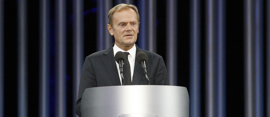 """Szef Rady Europejskiej Donald Tusk zadeklarował, że przyjmuje z zadowoleniem """"klarowną"""" deklarację brytyjskiej premier Theresy May, która zapowiedziała, że do końca marca 2017 r. W. Brytania rozpocznie procedurę wychodzenia z UE."""