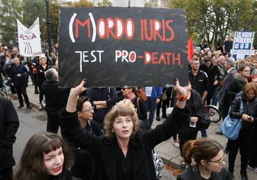 Poniedziałek dniem ogólnopolskiego strajku kobiet, które nie chcą zaostrzenia przepisów dot. aborcji
