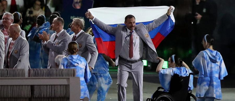 Rzecznik rosyjskiej dyplomacji Maria Zacharowa poinformowała na swoim profilu na Facebooku, że przedstawiciel białoruskiego ministerstwa sportu Andriej Fomaczkin dostanie mieszkanie w Moskwie. Wszystko dlatego, że podczas ceremonii otwarcia Igrzysk Paraolimpijskich w Rio de Janeiro wszedł na stadion rosyjską flagą.