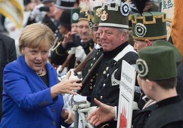 Merkel wygwizdana na obchodach Dnia Jedności Niemiec