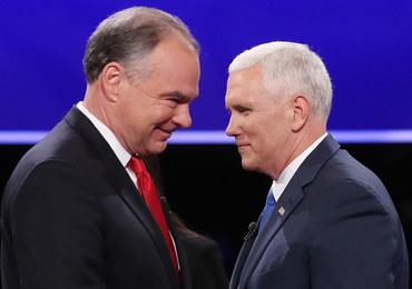 Debata kandydatów na wiceprezydentów w USA. Media: Republikanin lepszy, Demokrata zbyt agresywny
