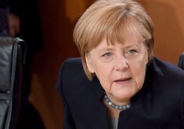 Merkel: Mimo wzmożonej agresji, polityka uchodźcza nie zmieni się
