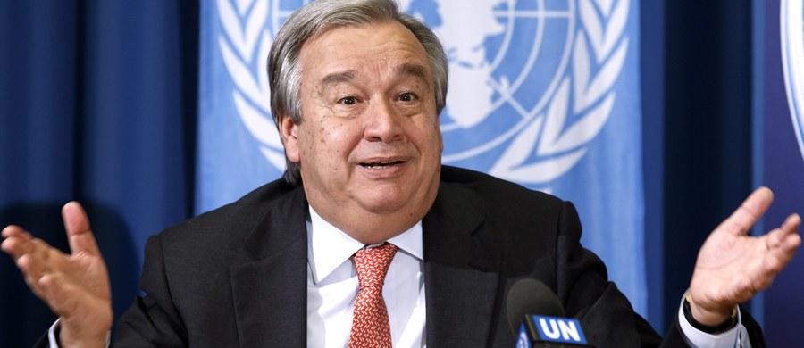 Rada Bezpieczeństwa ONZ formalnie nominowała byłego premiera Portugalii, 67-letniego Antonio Guterresa, na stanowisko sekretarza generalnego ONZ - poinformowały źródła dyplomatyczne w ONZ.