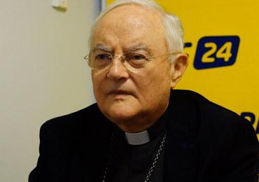 Abp Hoser o lobby gejowskim w polskim Kościele: Przypuszczam, że istnieje
