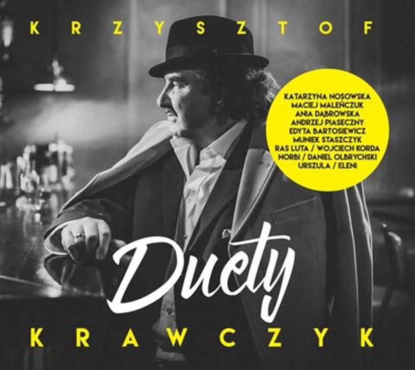 """Z okazji niedawnych 70. urodzin Krzysztofa Krawczyka już 4 listopada do sprzedaży trafi składankowy album """"Duety"""". Nie zabraknie na nim premierowych utworów."""