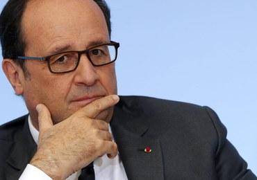 Francois Hollande przekłada wizytę w Polsce. To efekt zerwania negocjacji ws. zakupu Caracali