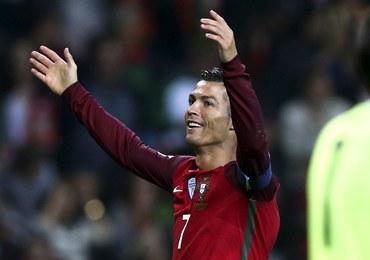 El. MŚ 2018: Popisy faworytów, 4 gole Cristiano Ronaldo