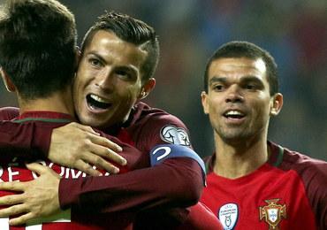 Eliminacje MŚ 2018. Portugalska prasa o Ronaldo: Profesor, huragan, nie do zatrzymania