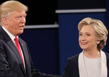Clinton - Trump starcie drugie. Biznesmen groził Clinton i tłumaczył się z seksistowskich wypowiedzi