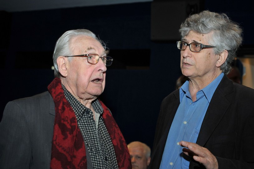 Andrzej Wajda to nie tylko reżyser, to także człowiek, który zrobił bardzo dużo dla kultury światowej, był filantropem, wielkim autorytetem - powiedział reżyser i scenarzysta Feliks Falk.
