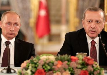Putin: Rosja i Turcja uważają za niezbędne dostawy humanitarne do Aleppo