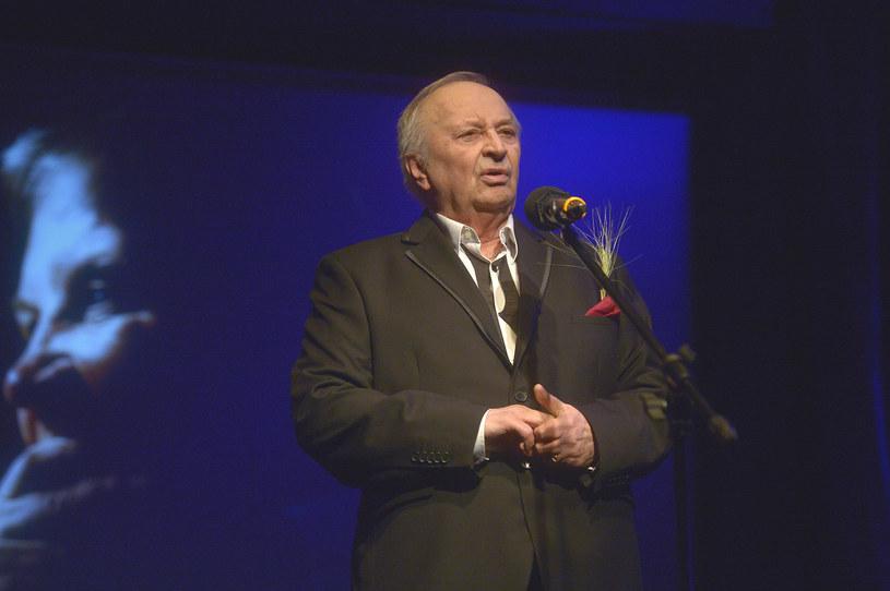 """Daniel Olbrychski nagrał utwór na nową płytę Bohdana Łazuki. """"Nocny Bohdan"""" - tak będzie się nazywał pierwszy od lat studyjny album Łazuki, na którym mistrz zaśpiewa w duetach. Premiera - jesienią."""