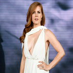Amy Adams na premierze