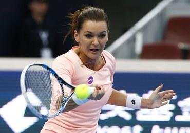 Turniej WTA w Tiencinie: Radwańska w ćwierćfinale, porażka Linette