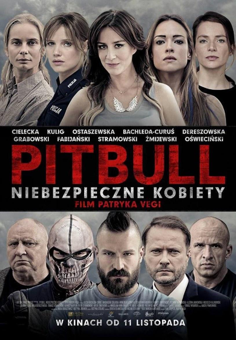 """2 grudnia, trzy tygodnie po polskiej premierze, film """"Pitbull. Niebezpieczne kobiety"""" Patryka Vegi trafi na ekrany kin  Wielkiej Brytanii i Irlandii."""