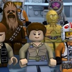 Gwiezdne Wojny (Lego). Opowieści droidów