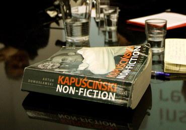 Można wznowić pełną biografię Kapuścińskiego. Rozdział o kobietach w życiu pisarza pozostaje
