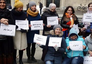 """Manifestacja w Warszawie: """"Uchodźcy mile widziani"""""""