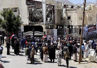 Saudyjska koalicja: Decyzja o ataku w Sanie oparta na błędnej informacji