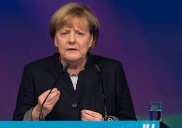 """""""FAS"""": Angela Merkel chce ostrzejszych sankcji wobec Rosji"""