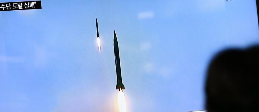 Stany Zjednoczone potępiają podjęcie przez Koreę Płn. kolejnej próby wystrzelenia pocisku balistycznego średniego zasięgu. Amerykanie nie zawahają się poruszyć tej sprawy na forum ONZ – poinformował rzecznik Pentagonu Gary Ross.