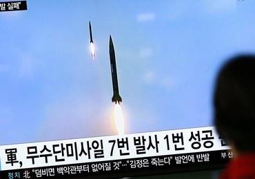 Korea Płn. znów podjęła próbę wystrzelenia pocisku balistycznego