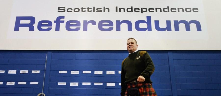 """Szefowa rządu Szkocji Nicola Sturgeon oświadczyła, że jest """"bardzo prawdopodobne"""", iż przed 2020 rokiem w jej kraju powtórzone zostanie referendum w sprawie odłączenia się od Zjednoczonego Królestwa."""