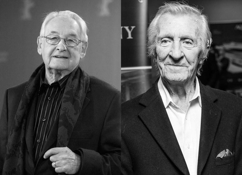 Na środę, 19 października, zaplanowano pogrzeby dwóch zmarłych w ubiegłym tygodniu legend polskiego kina: Andrzeja Kopiczyńskiego i Andrzeja Wajdy.