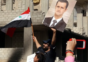 UE ostrzega: Bombardowania cywilów w Aleppo mogą być zbrodnią wojenną