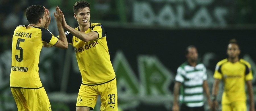 Sporting Lizbona przegrał u siebie z Borussią Dortmund 1:2 (0:2) w meczu grupy F piłkarskiej Ligi Mistrzów. W tej samej grupie Legia Warszawa uległa na wyjeździe Realowi Madryt 1:5.