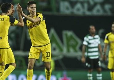 Liga Mistrzów: Borussia Dortmund wygrywa ze Sportingiem Lizbona 2:1