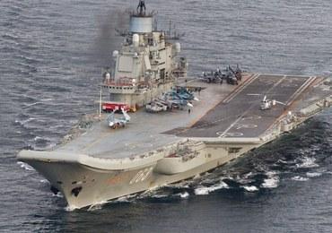"""NATO: Rosja wysyła do Syrii okręty wojenne. """"To nie jest wizyta pokojowa"""""""