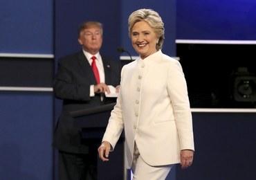 Ostatnia debata pogrążyła Trumpa? Powiedział o Clinton: Jakaż z niej paskudna kobieta