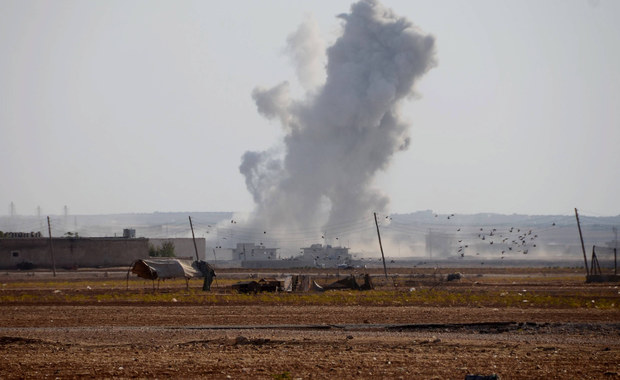 Od 160 do 200 bojowników kurdyjskich zginęło w nalotach tureckich sił powietrznych na północy Syrii. Ataki przypuszczono wczoraj wieczorem.