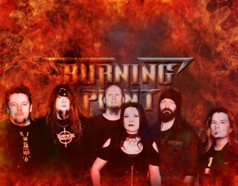 Powermetalowy Burning Point z Finlandii szykuje się do premiery nowego longplaya.