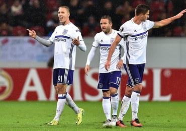 Liga Europejska: Gol Teodorczyka, wysokie zwycięstwo Manchesteru United
