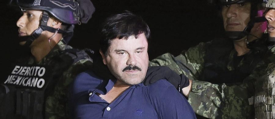 """Sąd odrzucił apelację obrony barona narkotykowego Joaquina """"El Chapo"""" Guzmana od decyzji zezwalającej na jego ekstradycję do USA. Adwokat """"El Chapo"""", Andres Granados, który zaskarżył tę decyzję również w Sądzie Najwyższym, zapowiada dalszą walkę."""